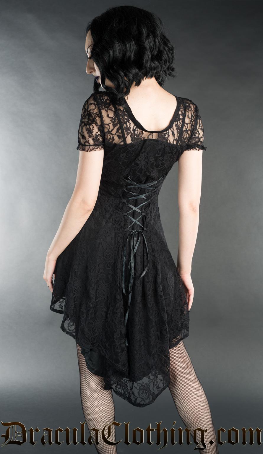 Sweet Lace Dress