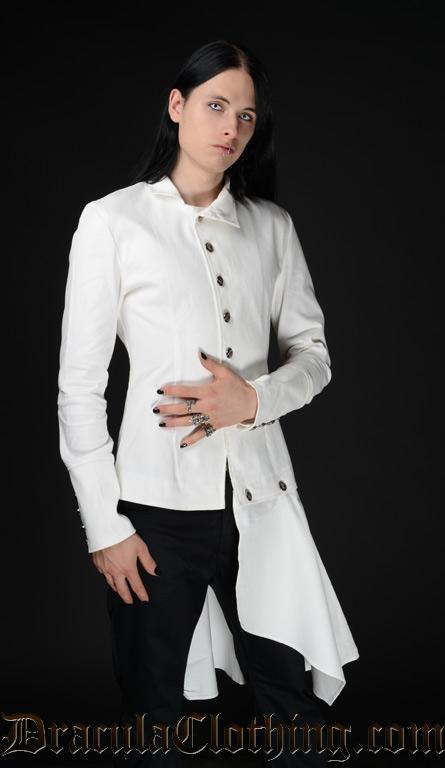 White Japanese Shirt