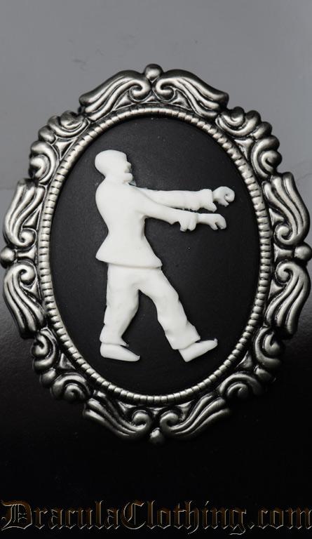 Zombie Brooch
